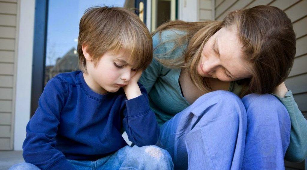 Детские психологические травмы и их последствия
