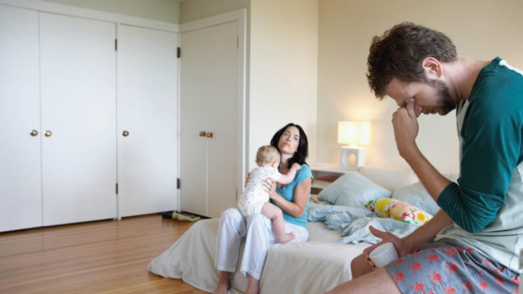 Как вернуть чувства мужа после родов