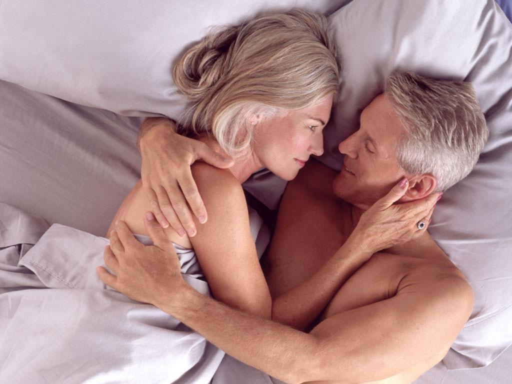 Сексуальная страсть зрелых людей