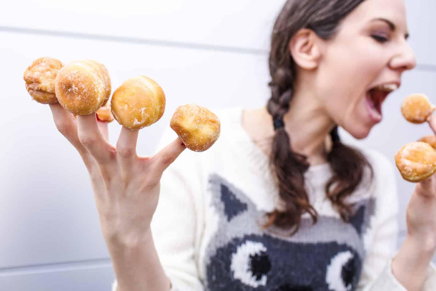 как навсегда перестать есть сладкое и мучное
